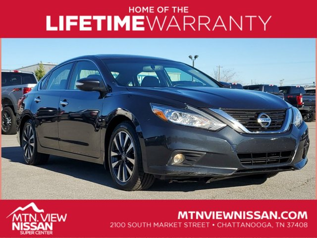 Used 2016 Nissan Altima in Chattanooga, TN
