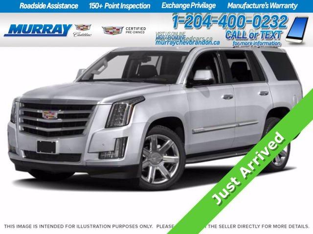 2018 Cadillac Escalade Luxury 4WD 4dr Luxury Gas 6.2L/376 [4]