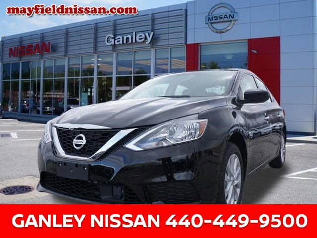New 2019 Nissan Sentra in Mayfield Heights, OH