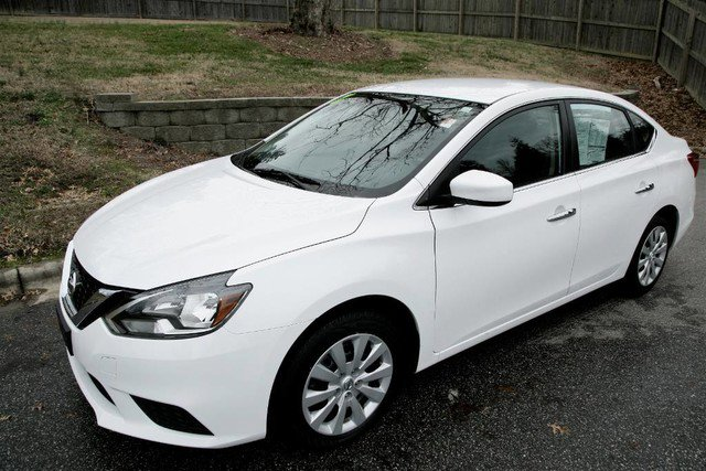 Used 2017 Nissan Sentra in High Point, NC