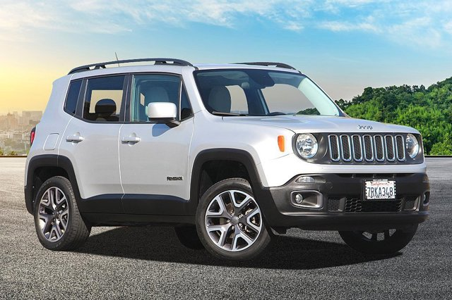 2015 Jeep Renegade Latitude 0