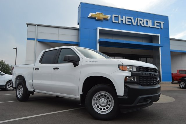 New 2019 Chevrolet Silverado 1500 in Kansas City, MO