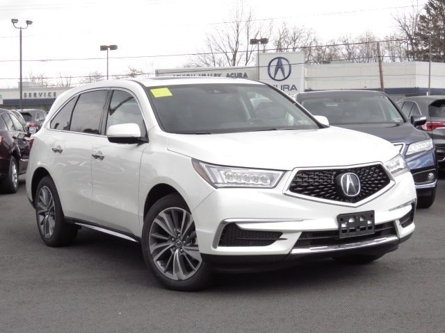New 2017 Acura MDX in Emmaus, PA
