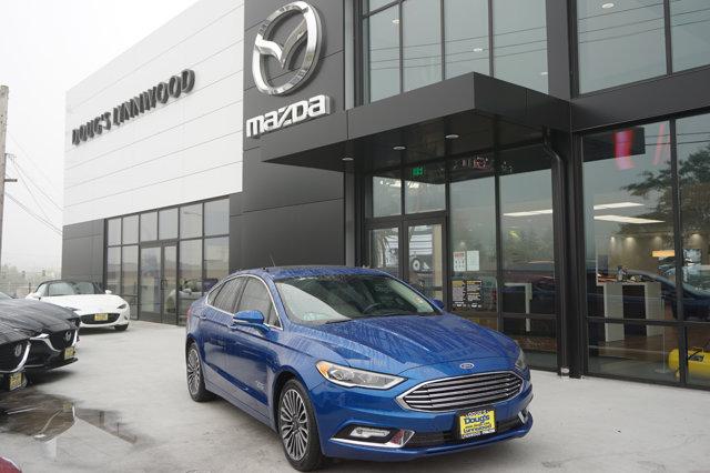 Used 2017 Ford Fusion Energi in Edmonds Lynnwood Seattle Kirkland Everett, WA