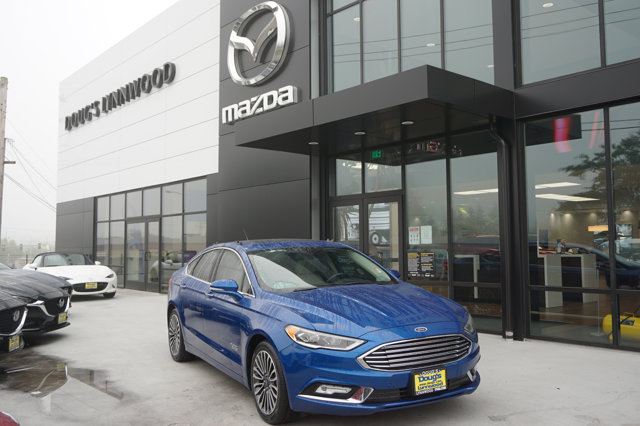 Used 2017 Ford Fusion Energi PLUGIN