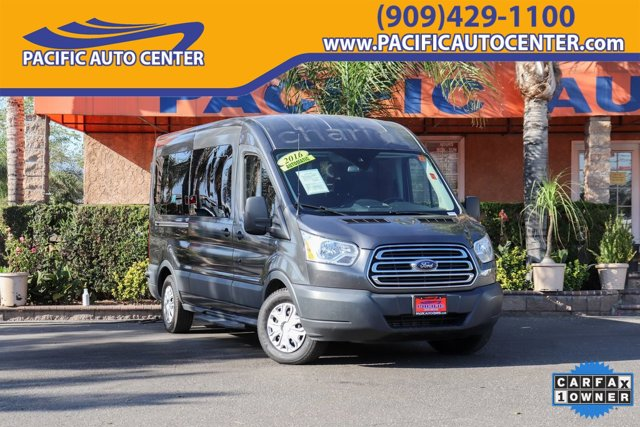 Used 2016 Ford Transit-350 in Fontana, CA