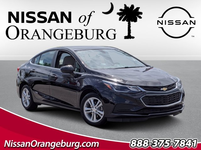 2018 Chevrolet Cruze LT 4dr Sdn 1.4L LT w/1SD Turbocharged Gas I4 1.4L/ [2]