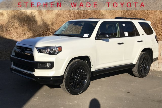 New 2020 Toyota 4Runner in St. George, UT