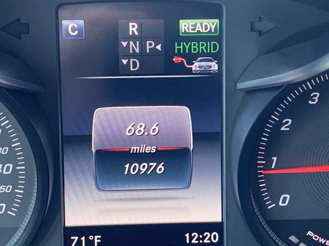 2019 Mercedes-Benz GLC 350e 4MATIC Premium Pkg 4D Sport Utility 4-Cyl Hybrid Turbo 2.0L AWD