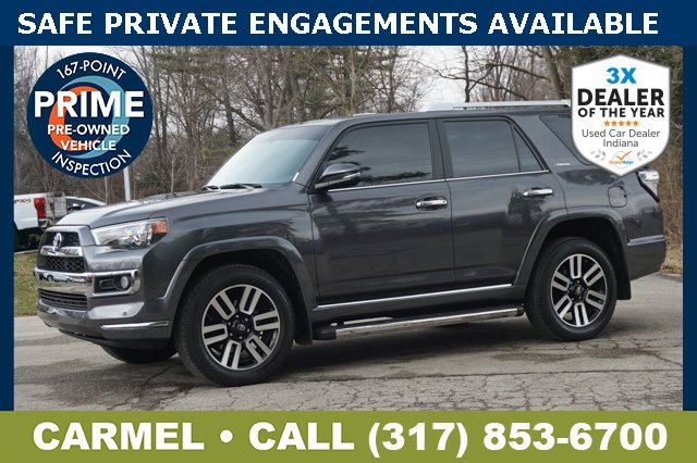 Used 2018 Toyota 4Runner in Indianapolis, IN