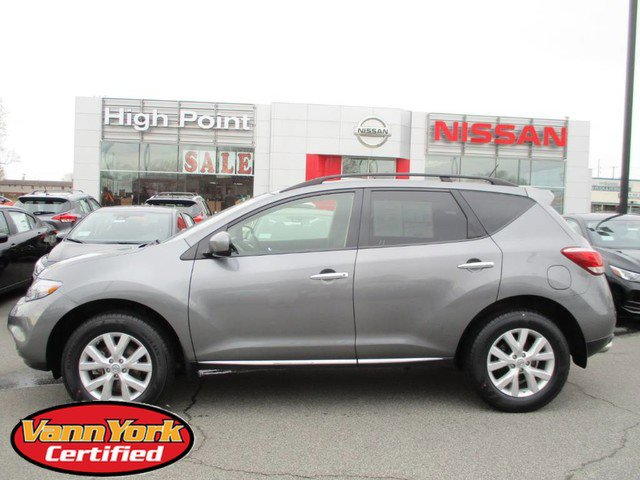 Used 2014 Nissan Murano in High Point, NC