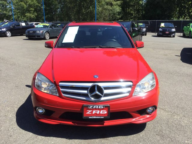 Used 2010 Mercedes-Benz C-Class 4dr Sdn C 300 Sport RWD