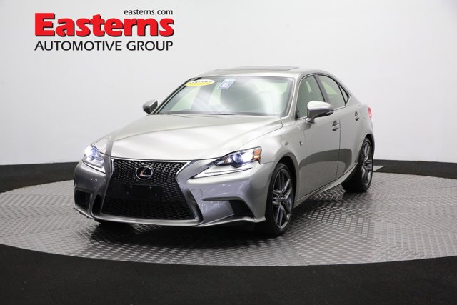 2016 Lexus IS 300 F-Sport 4dr Car