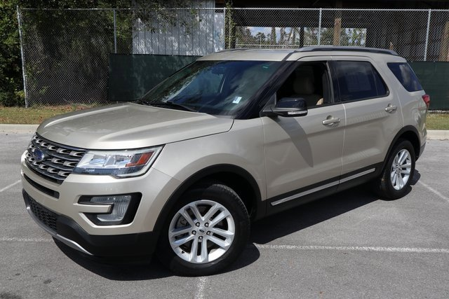 Used 2017 Ford Explorer in Panama City, FL