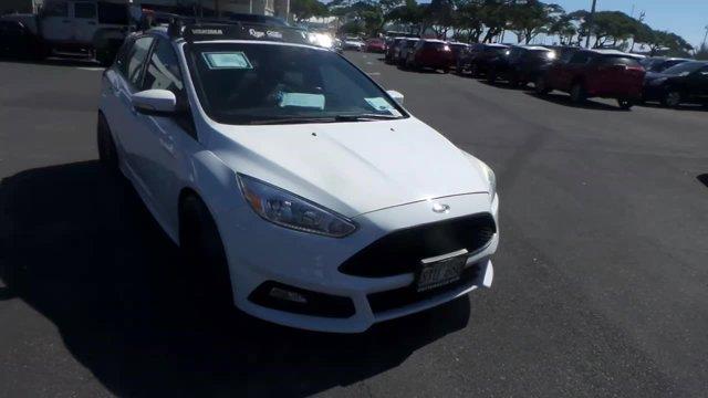 Used 2016 Ford Focus in Honolulu, Pearl City, Waipahu, HI
