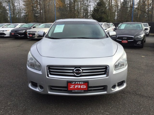 Used 2014 Nissan Maxima 4dr Sdn 3.5 S