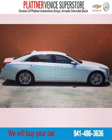 Used 2016 Cadillac CT6 in Venice, FL