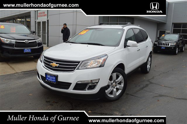 Used 2016 Chevrolet Traverse in Gurnee, IL