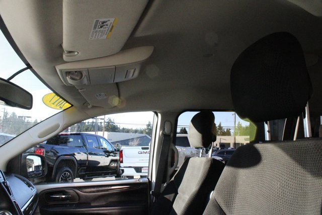 2017 Dodge Grand Caravan SE Wagon