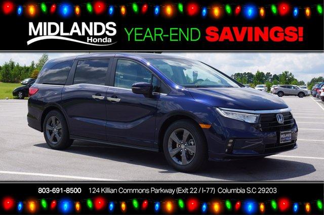 2021 Honda Odyssey EX EX Auto Regular Unleaded V-6 3.5 L/212 [2]