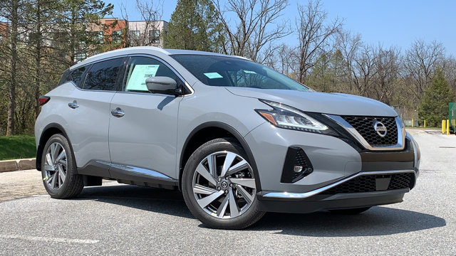 2021 Nissan Murano SL AWD SL Regular Unleaded V-6 3.5 L/213 [5]