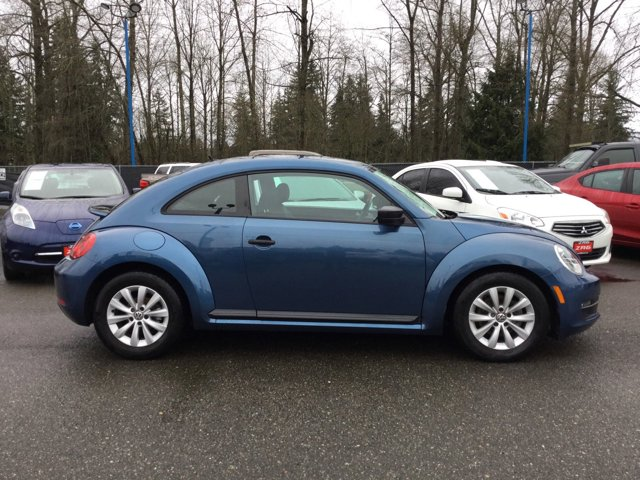 Used 2016 Volkswagen Beetle Coupe 2dr Auto 1.8T Classic