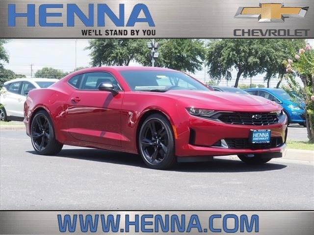 New 2019 Chevrolet Camaro in Austin, TX