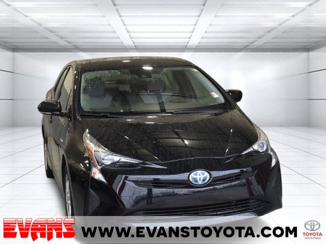 2017 Toyota Prius Three Front Wheel Drive Power Steering ABS 4-Wheel Disc Brakes Brake Assist