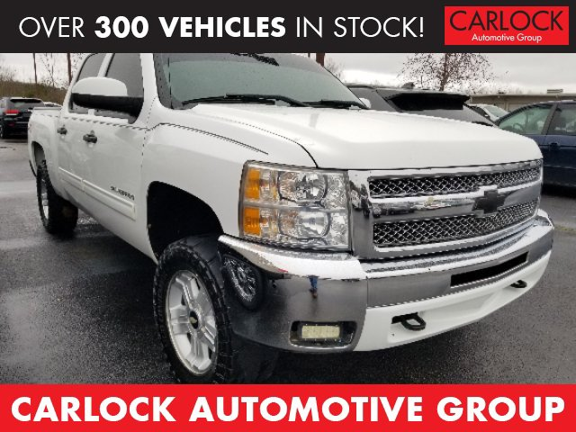 Used 2013 Chevrolet Silverado 1500 in Saltillo, MS