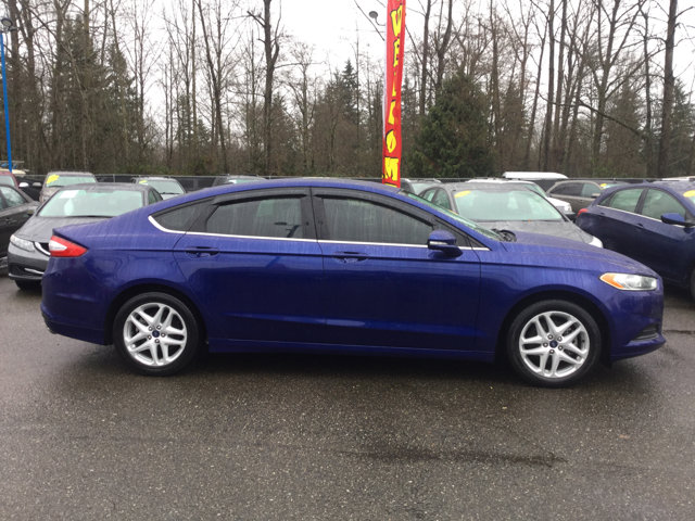 Used 2013 Ford Fusion 4dr Sdn SE FWD