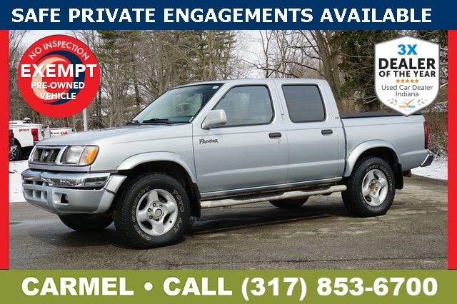 Used 2000 Nissan Frontier 4WD in Indianapolis, IN