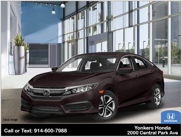 New 2017 Honda Civic Sedan in Yonkers, NY