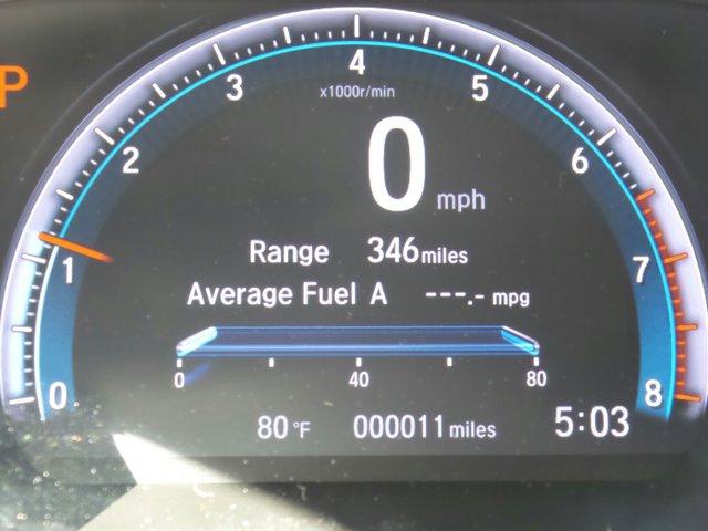 New 2019 Honda Civic Hatchback LX CVT