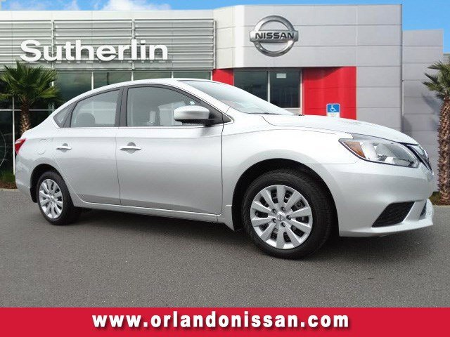 New 2017 Nissan Sentra in Fort Myers, FL