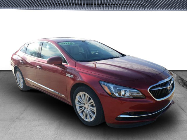 Used 2018 Buick LaCrosse in Miami, OK