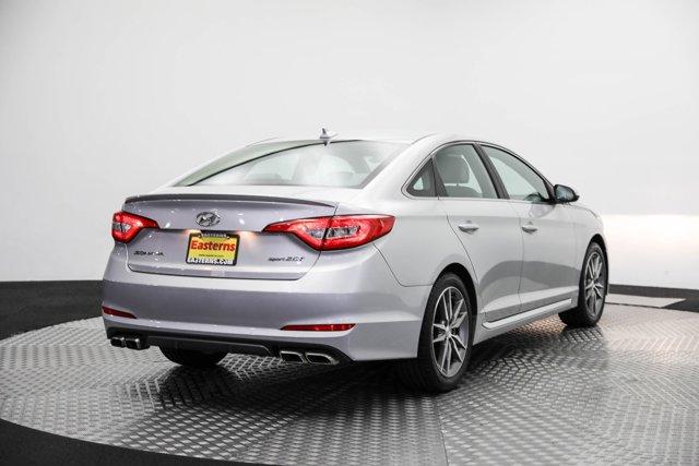 2017 Hyundai Sonata for sale 124601 4