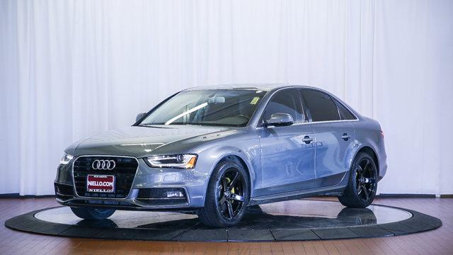 Used 2015 Audi A4 4dr Sdn CVT FrontTrak 2.0T Premium