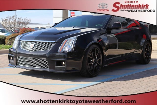Used 2013 Cadillac CTS-V Coupe in Granbury, TX
