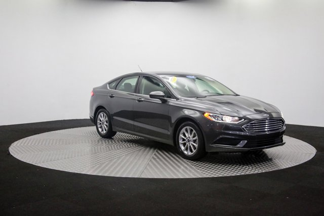 2017 Ford Fusion for sale 121651 45