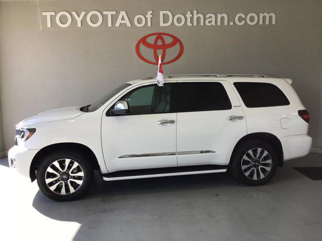 Used 2019 Toyota Sequoia in Dothan & Enterprise, AL