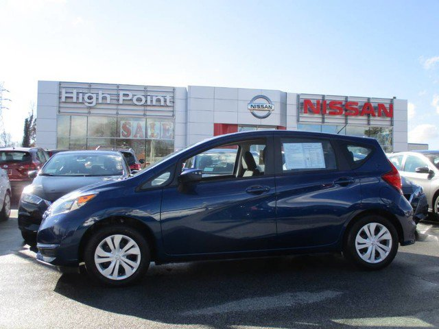 Used 2019 Nissan Versa Note in High Point, NC