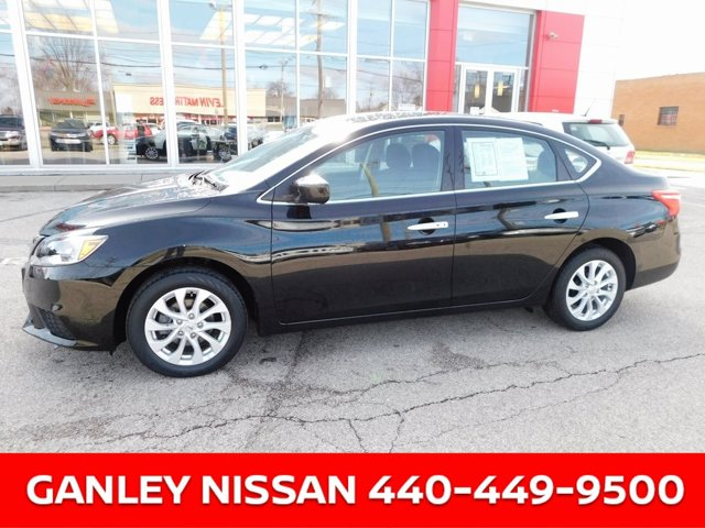 Used 2018 Nissan Sentra in Mayfield Heights, OH
