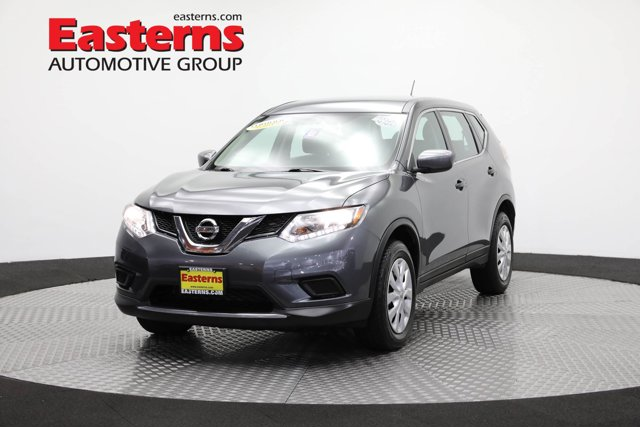 2016 Nissan Rogue for sale 124692 0
