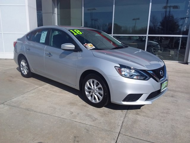 Used 2018 Nissan Sentra in Lexington Park, MD