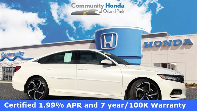 Used 2019 Honda Accord Sedan in Orland Park, IL