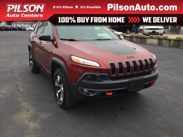 Used 2016 Jeep Cherokee in Mattoon, IL