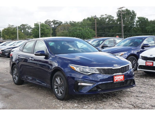 New 2020 KIA Optima in Conroe, TX