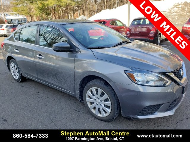 Used 2016 Nissan Sentra in Bristol, CT