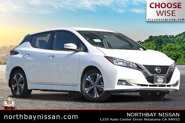 2021 Nissan LEAF SL PLUS SL PLUS Hatchback Electric [4]
