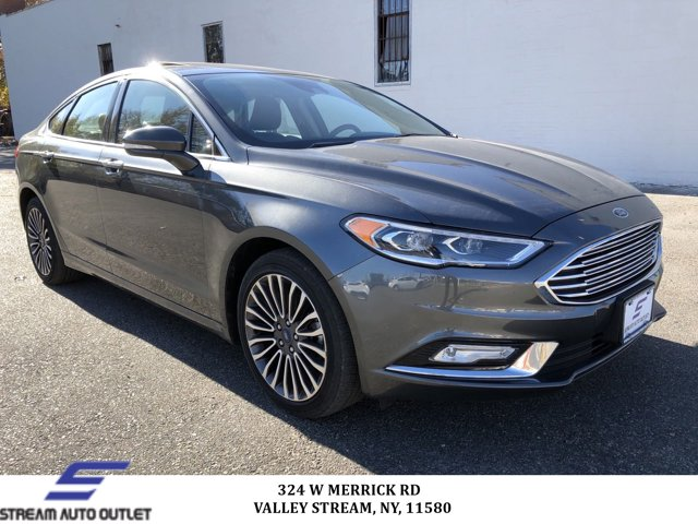Used 2017 Ford Fusion in Valley Stream, NY